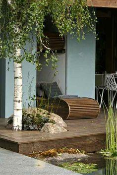 Trädgårdsflow: Norge, naket, vila och snygg färgkompositon (Chelsea del 3)