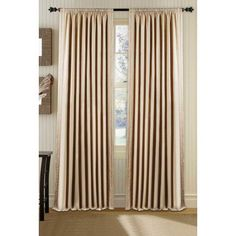 Deco Window Shikha Pleated Beige Curtain - Add oodles of style to your home with an exciting range of designer furniture, furnishings, decor items and kitchenware. We promise to deliver best quality products at best prices.