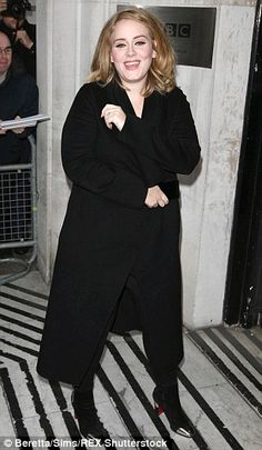 Adele - In London.  (23 October 2015)