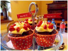 m&m muffins