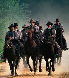 """The Long Riders - directed by Walter Hill... """"Who the hell do you think you are, Jesse James?"""".... this seems to be a very overlooked western which is a shame because it's awesome..."""