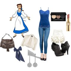 Modern Belle Outfit 3, created by celebritygurl