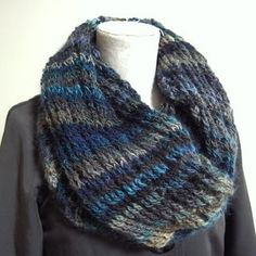 スヌードの無料編み図                                                                                                                                                                                 もっと見る