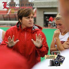 Field Hockey coach Justine Sowry
