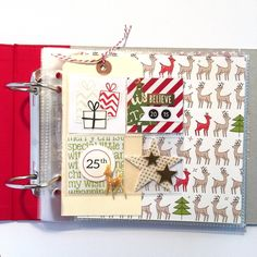 Document December Album, by Katherine Maynard using the Desktop and Christmas…