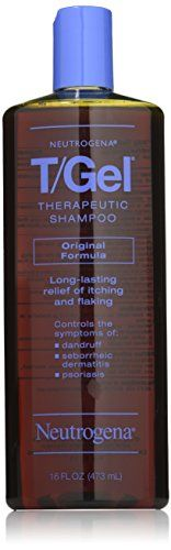 Neutrogena TGel Therapeutic Shampoo Original Formula 16 Fluid Ounce -- Read more at the image link.