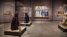 impressionism modernity and fashion | The Metropolitan Museum of Art - Spaces of Modern Life