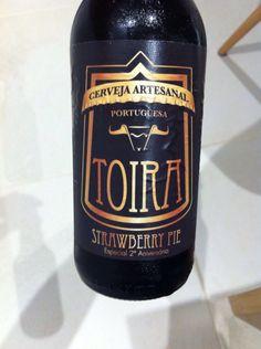 TOIRA Strawberry Pie