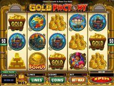 Vamos girar nossa nova online Caça-Níqueis Gold Factory - http://cacaniqueis77.com/gold-factory/ - http://cacaniqueis77.com