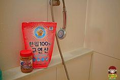 우리집도 호텔처럼! 만물상에 나온 호텔식 샤워기 청소비법 화장실 샤워기를 청소하는 다양한 방법이 있지만, 만물상에서 나온 이 방법 하나면 우리집 샤워기도 호텔 샤워기처럼 반짝반짝하게 만들 수 있어요! 얼..