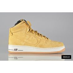 "Nike Sportswear Air Force 1 High VT Premium ""Vach Tech Pack""... ❤ liked on Polyvore"