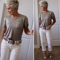 Whites After Labor Day #over50fashion2018