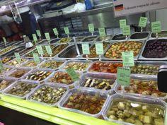 Mercado Triana - Sevilha - Espanha