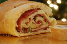 Make and share this Pan de Jamon (ham bread) recipe from Food.com.