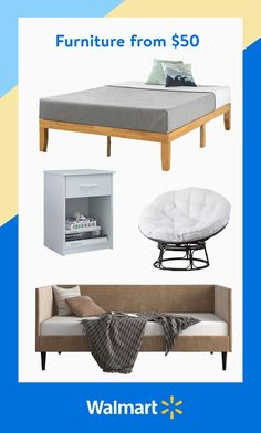 Furniture Sale, Cheap Furniture, Home Decor Furniture, Bedroom Furniture, Furniture Design, Bedroom Decor, Space Saving Furniture, My New Room, Spin Dryers