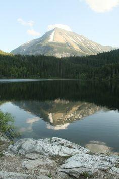 Crandell Lake Trail - Waterton National Park, Alberta, Canada
