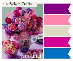 vibrant http://www.theperfectpalette.com/2012/01/perfect-palette-10-palette-inspiring.html