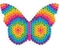 Schmetterling - hama bead - Bügelperlen