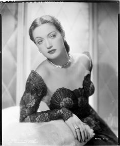 Portrait of Dorothy Lamour, 1940's
