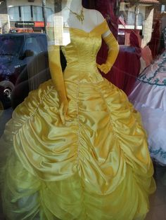 Disney Princess inspired dress