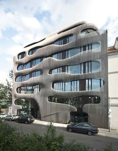 Berlin, Germany JOH 3 – Residential Building J. MAYER H. ARCHITECTS