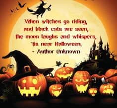 funny halloween sayings and quotes - Cute Halloween Poem