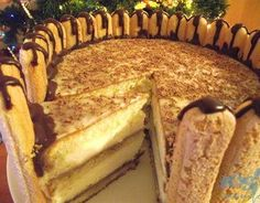 Polish Recipes, Polish Food, Food Cakes, Tiramisu, Cake Recipes, French Toast, Caramel, Food And Drink, Sweets