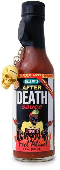 Blair's After Death Sauce!