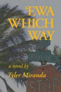 'Ewa Which Way by Tyler Miranda peels back the bandage of what adults think adolescence is like to expose the raw, oozing strawberry of reality. I loved this book for its ability to show all the complicated rules, expectations, and entanglements of being a 12-year-old boy trying to make sense out of adult behavior.