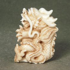 "9.1/""China Natural 100/% White Jade Hnad Carved Zodiac Animal Lovable Tiger Statue"