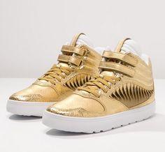 new style 2b717 b830d Reebok DANCE URLEAD MID Obuwie treningowe matte gold white .