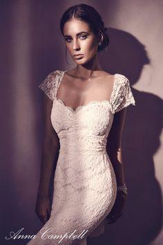 Anna Campbell 'Saasha' dress.  www.annacampbell.com.au