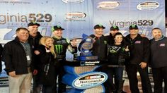 Kyle Busch Motorsports Gets First Nationwide Victory