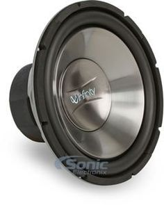 Infinity Reference 1260W 12-Inch 1200-Watt High-Performance Subwoofer (Single Voice Coil), 2015 Amazon Top Rated Car Audio #CarAudioorTheater