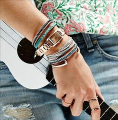Love the new look @Shopbop featuring Watches #goodwriststyle
