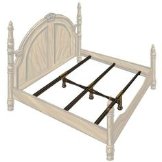 "X-Support GS-3XS Steel Bedding Support System, 3 Cross Rails, 3 Legs by Hospitality Bed. $139.88. Fits These Bed Sizes: Full, Queen, King, California King. Number of Support Rails: 3 Steel Cross Rails, 1 X-Support Center Rail. Number of Legs: 3 Legs in Center. Adjustable Height Range (Floor to Boxspring): 6-1/2"" to 15-1/2"". The revolutionary X-System center support system is designed to be easily installed and help support your Full, Queen, King, or California King sized be..."
