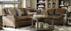 Custom Leather Ellery