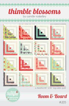 Image of Room&Board- pattern 203 PDF pattern