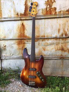 Shorty Roy J bass