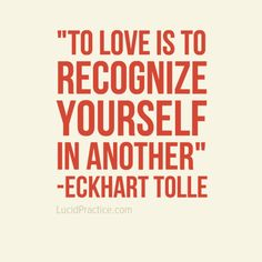 http://www.awakening-intuition.com - To love, Eckhart Tolle quote |