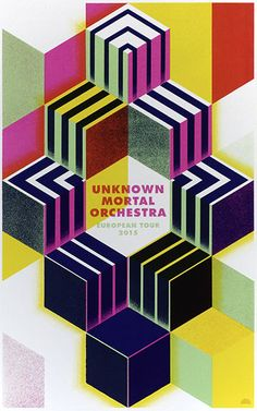 GigPosters.com - Unknown Mortal Orchestra