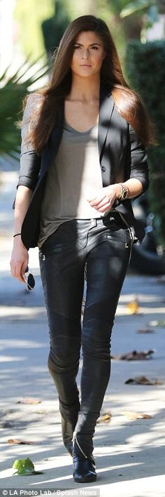leather pants dating