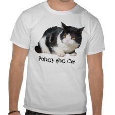 Official Grumpy Cat™ Pokey the Cat - T-Shirt (Customizable Text) #GrumpyCat #Pokey #Tshirt $20.10