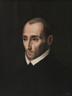 Luis de Morales - 'San Juan de Ribera'.