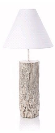 French Connection - Whitewash Mango Table Lamp - http://www.frenchconnection.com/product/Homeware+Collection+Lighting/8L1D5/Whitewash+Mango+Table+Lamp.htm