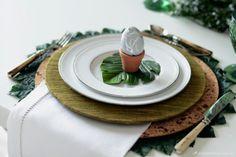 mesa de páscoa/ decoração mesa/ easter tablescape decor