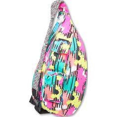 Rope Bag Retro Palm #KAVU at RockCreek.com