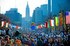 Philadelphia Thanksgiving Day Parade http://www.visitphilly.com/events/philadelphia/philadelphia-thanksgiving-day-parade/