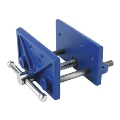 Apprentice Series Extreme Grip Jaws Cast Iron Yost Utility Bench Vise 6-1//2 in