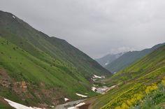 Routes de la soie : le réseau de routes du corridor de Chang'an-Tian-shan